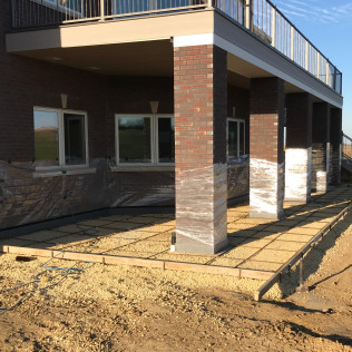 concrete services in Davenport, IA